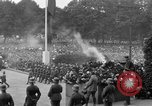 Image of Memorial ceremony for fallen soldiers  Berlin Germany, 1924, second 33 stock footage video 65675042441