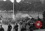 Image of Memorial ceremony for fallen soldiers  Berlin Germany, 1924, second 35 stock footage video 65675042441