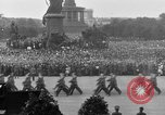 Image of Memorial ceremony for fallen soldiers  Berlin Germany, 1924, second 36 stock footage video 65675042441