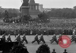 Image of Memorial ceremony for fallen soldiers  Berlin Germany, 1924, second 37 stock footage video 65675042441