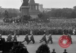 Image of Memorial ceremony for fallen soldiers  Berlin Germany, 1924, second 38 stock footage video 65675042441