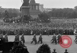 Image of Memorial ceremony for fallen soldiers  Berlin Germany, 1924, second 39 stock footage video 65675042441