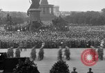 Image of Memorial ceremony for fallen soldiers  Berlin Germany, 1924, second 40 stock footage video 65675042441