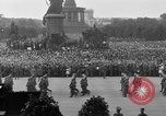 Image of Memorial ceremony for fallen soldiers  Berlin Germany, 1924, second 41 stock footage video 65675042441