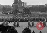 Image of Memorial ceremony for fallen soldiers  Berlin Germany, 1924, second 42 stock footage video 65675042441
