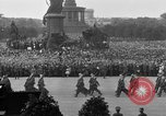 Image of Memorial ceremony for fallen soldiers  Berlin Germany, 1924, second 43 stock footage video 65675042441