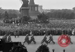 Image of Memorial ceremony for fallen soldiers  Berlin Germany, 1924, second 44 stock footage video 65675042441