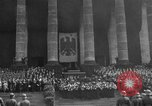 Image of Memorial ceremony for fallen soldiers  Berlin Germany, 1924, second 56 stock footage video 65675042441