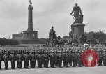 Image of Memorial ceremony for fallen soldiers  Berlin Germany, 1924, second 59 stock footage video 65675042441