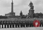 Image of Memorial ceremony for fallen soldiers  Berlin Germany, 1924, second 60 stock footage video 65675042441