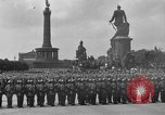 Image of Memorial ceremony for fallen soldiers  Berlin Germany, 1924, second 62 stock footage video 65675042441