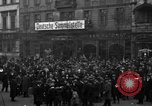 Image of Upper Silesia vote for Germany versus Poland Upper Silesia, 1921, second 2 stock footage video 65675042443