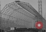 Image of steel frame structure Germany, 1924, second 3 stock footage video 65675042447