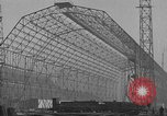 Image of steel frame structure Germany, 1924, second 6 stock footage video 65675042447