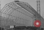 Image of steel frame structure Germany, 1924, second 7 stock footage video 65675042447