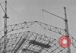 Image of steel frame structure Germany, 1924, second 13 stock footage video 65675042447