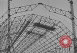Image of steel frame structure Germany, 1924, second 16 stock footage video 65675042447