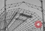 Image of steel frame structure Germany, 1924, second 20 stock footage video 65675042447