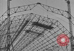 Image of steel frame structure Germany, 1924, second 22 stock footage video 65675042447
