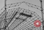 Image of steel frame structure Germany, 1924, second 23 stock footage video 65675042447