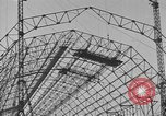 Image of steel frame structure Germany, 1924, second 25 stock footage video 65675042447