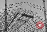 Image of steel frame structure Germany, 1924, second 26 stock footage video 65675042447