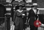 Image of British women run a food kitchen in World War I United States USA, 1918, second 13 stock footage video 65675042450