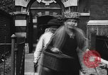 Image of British women run a food kitchen in World War I United States USA, 1918, second 16 stock footage video 65675042450