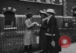 Image of British women run a food kitchen in World War I United States USA, 1918, second 18 stock footage video 65675042450