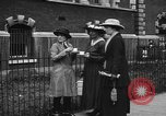 Image of British women run a food kitchen in World War I United States USA, 1918, second 19 stock footage video 65675042450