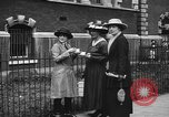 Image of British women run a food kitchen in World War I United States USA, 1918, second 20 stock footage video 65675042450
