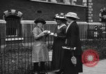 Image of British women run a food kitchen in World War I United States USA, 1918, second 21 stock footage video 65675042450