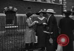 Image of British women run a food kitchen in World War I United States USA, 1918, second 24 stock footage video 65675042450