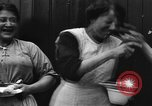 Image of British women run a food kitchen in World War I United States USA, 1918, second 30 stock footage video 65675042450