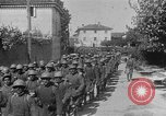 Image of Italian soldiers in World War I Italy, 1918, second 8 stock footage video 65675042452