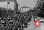 Image of Italian soldiers in World War I Italy, 1918, second 9 stock footage video 65675042452