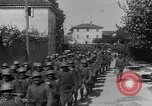 Image of Italian soldiers in World War I Italy, 1918, second 10 stock footage video 65675042452