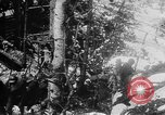 Image of Italian soldiers in World War I Italy, 1918, second 25 stock footage video 65675042452