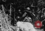 Image of Italian soldiers in World War I Italy, 1918, second 44 stock footage video 65675042452