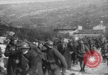 Image of Italian soldiers in World War I Italy, 1918, second 46 stock footage video 65675042452