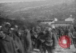 Image of Italian soldiers in World War I Italy, 1918, second 49 stock footage video 65675042452