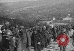 Image of Italian soldiers in World War I Italy, 1918, second 52 stock footage video 65675042452