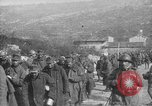 Image of Italian soldiers in World War I Italy, 1918, second 54 stock footage video 65675042452