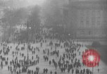 Image of German citlzens gathering on Unter den Linden Berlin Germany, 1920, second 5 stock footage video 65675042454