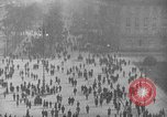 Image of German citlzens gathering on Unter den Linden Berlin Germany, 1920, second 6 stock footage video 65675042454