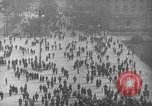 Image of German citlzens gathering on Unter den Linden Berlin Germany, 1920, second 8 stock footage video 65675042454
