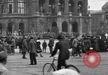 Image of German citlzens gathering on Unter den Linden Berlin Germany, 1920, second 36 stock footage video 65675042454