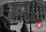 Image of German citlzens gathering on Unter den Linden Berlin Germany, 1920, second 42 stock footage video 65675042454