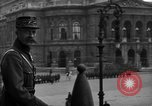 Image of German citlzens gathering on Unter den Linden Berlin Germany, 1920, second 43 stock footage video 65675042454