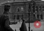 Image of German citlzens gathering on Unter den Linden Berlin Germany, 1920, second 44 stock footage video 65675042454